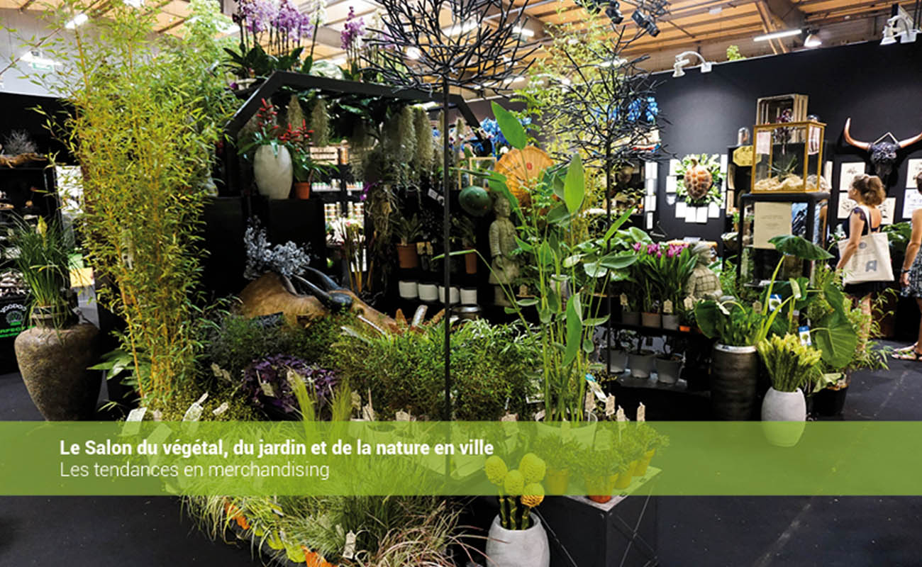 Le salon du v g tal mayence for Salon vegetal lyon