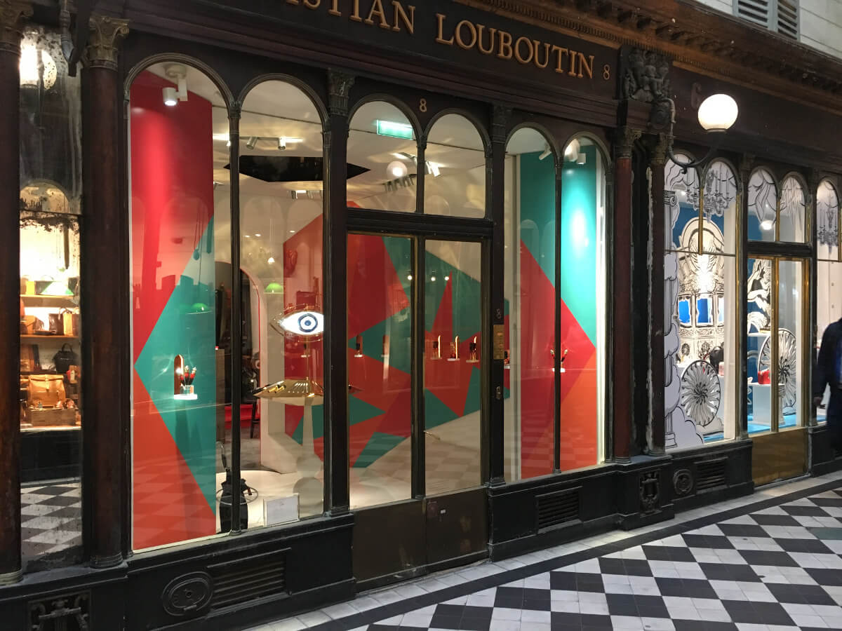 magasin louboutin