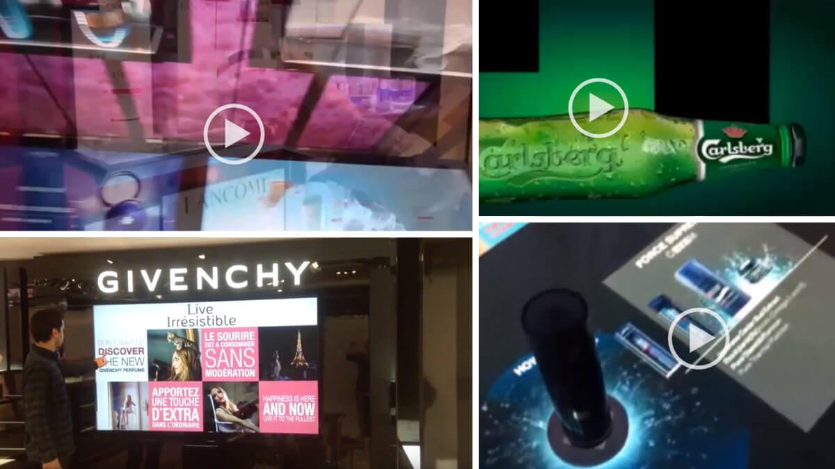 Mobilier Merchandising, Kit Démo, Accessoires Merchandising, Tablette Merchandising GMS, Merchandising de Luxe