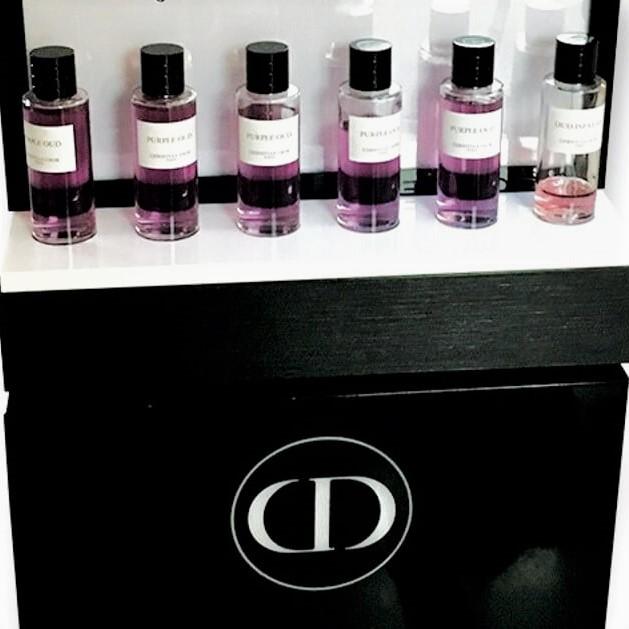 PLV Présentoir Parfum de Luxe - Christian Dior