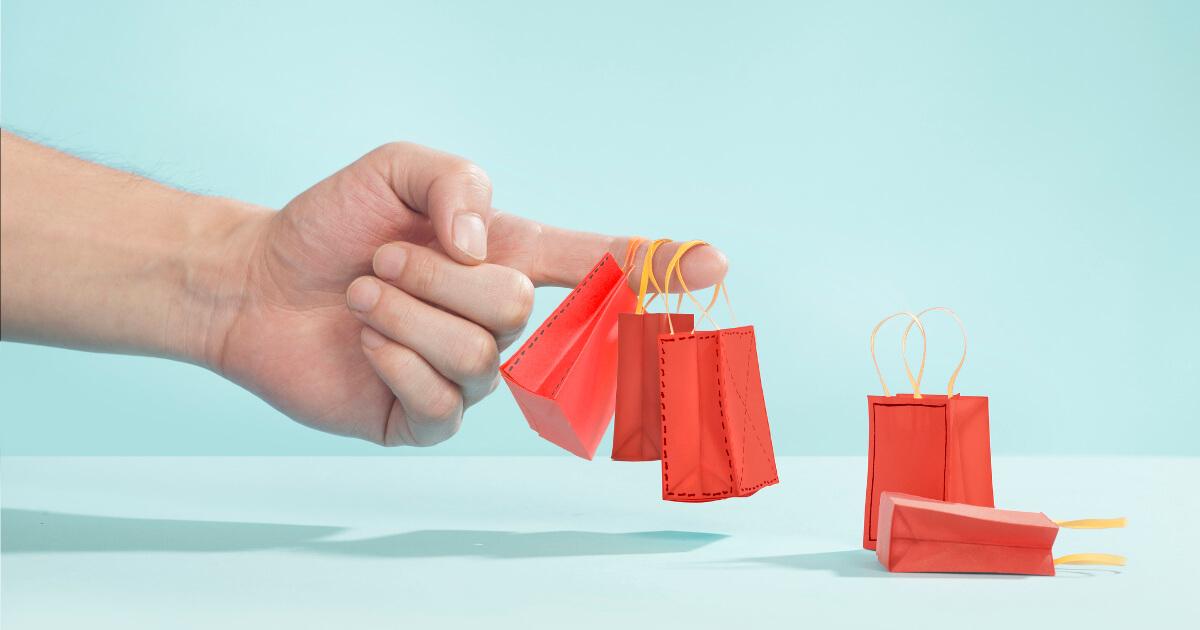 Les avantages de la PLV pour vitrine magasin