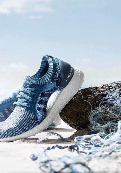 Adidas gagne la course du recyclable !