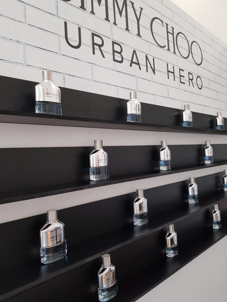 Corner Urban Hero Jimmy Choo