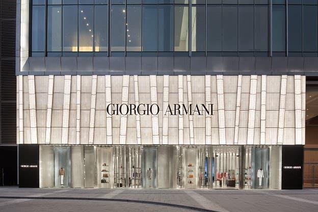 Le don de Giorgio Armani