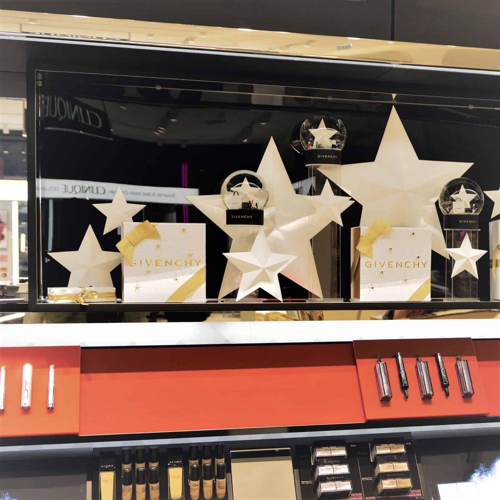 GIVENCHY se pare de mille étoiles pour Noël