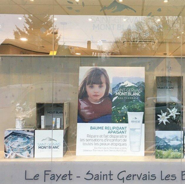 Mayence accompagne Saint Gervais Mont Blanc