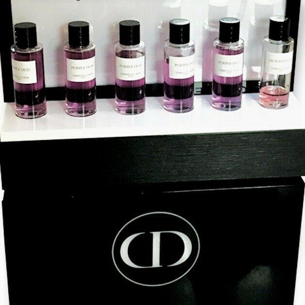PLV Présentoir Parfum de Luxe – Christian Dior