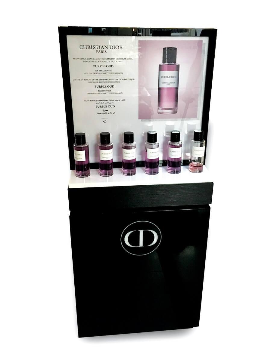 PLV parfum Dior