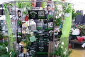 merchandising jardinage